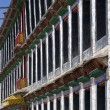 Gandon Monastery - Tibet Autonomous Region of China - Stock Photo
