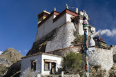 Yambulagang Monastery - Tibet Autonomous Region of China — Stock Photo