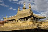 Jokhang Temple - Lhasa - Tibet — Stock Photo