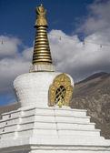 Lhasa - tibetaanse autonome regio van china — Stockfoto
