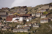 Ganden Monastery - Tibet — Stock Photo