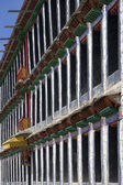 Gandon Monastery - Tibet Autonomous Region of China — Stock Photo