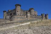 Belmonte Fortress - La Mancha - Spain — Stock Photo