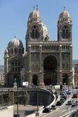 Cathedral de la Major - Marseille - France — Stock Photo