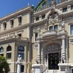 Monte Carlo Casino - Monaco — Stock Photo #17840289