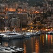Principality of Monaco - South of France — Stock Photo