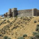 Chinchilla de Monte Argon Castle - Spain — Stock Photo #17842563