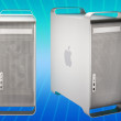 Apple Power Mac G5 (2003-2006) - Stock Photo