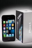 Apple iphone 4 — Stock Photo