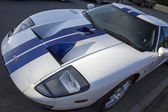 Ford GT Sportscar — Stock Photo