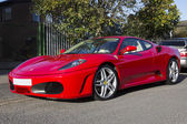 Ferarri F430 Supercar — Stock Photo