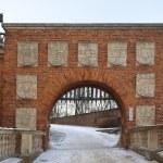 Krakow - Royal Castle - Wawel Hill - Poland — Stock Photo