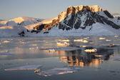 Lamaire Channel - Antarctica — Stock Photo