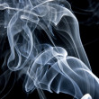 Smoke Swirls - Stock Photo