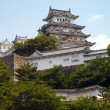 Japan - Himeji Castle - Stock Photo