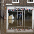 York Floods - Sept.2012 - United Kingdom — Stock Photo #18372561