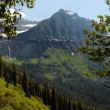 Glacier National Park - Montan- United States — Stock Photo #18406349