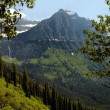 Glacier National Park - Montana - United States - Stock Photo