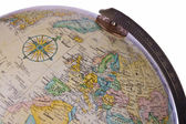 Europe - Globe - World — Stock Photo