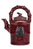 Oriental Teapot - Isolated — Stock Photo