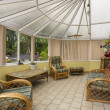 Stock Photo: Home Conservatory