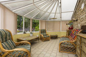 Home Conservatory — Stock Photo