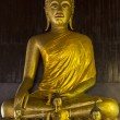 Wat Phantao - Chiang Mai - Thailand — Stock Photo