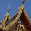 Chiang Mai - Wat Gate Karan - Thailand — Stock Photo
