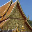 Doi Suthep Buddhist Temple - Chiang Mai - Thailand — Stock Photo