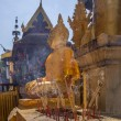 Wat Phra That Lampang Luang - Thailand — Stock Photo