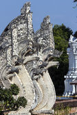 Wat Cheddi Luang - Chiang Mai - Thailand. — Stock Photo