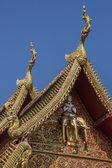 Chiang mai - wat tor karan - thailand — Stockfoto