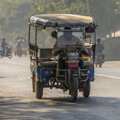 Local Transport - Myanmar — Stock Photo
