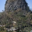 Mount Popa - Myanmar — Stock Photo