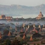 Temples of Bagan - Myanmar — Stock Photo
