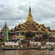 Phaung Dow Oo Temple - Inle Lake - Myanmar — Stock Photo