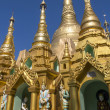 Stock Photo: Shwedagon Pagod- Yangon - Myanmar (Burma)