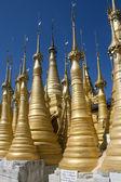 Shwe Inn Thein Temple - Inle Lake - Myanmar (Burma) — Stock Photo