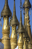 Shwe Inn Thein Temple - Ithein - Inle Lake - Myanmar — Stock Photo