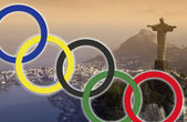 Rio de Janeiro - Olympic Games — Stock Photo