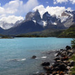 Torres del Paine National Park - Patagonia - Chile — Foto de Stock