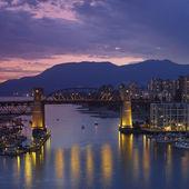 Vancouver - Canada — Foto Stock