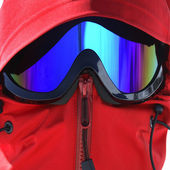 Polar Weather Clothing — Stock Photo
