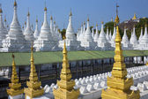 Sanda Muni Temple - Mandalay - Myanmar (Burma). — Stock Photo