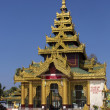 Stock Photo: Shwemawdaw Pay- Bago - Myanmar (Burma)