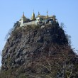 Mont Popa - Myanmar (Burma) — Stock Photo