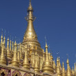 Thambuddhei Paya - Monywa - Myanmar — Stock Photo