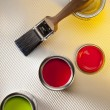 Stock Photo: Painting and Decorating - Interior Design