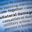 Stock Photo: Collateral Damage