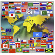 Map of the World — Stock Photo #32814381
